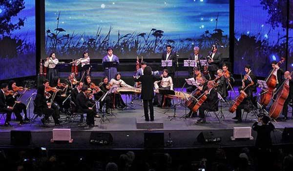 کنسرت کره ای ها در برج میلاد