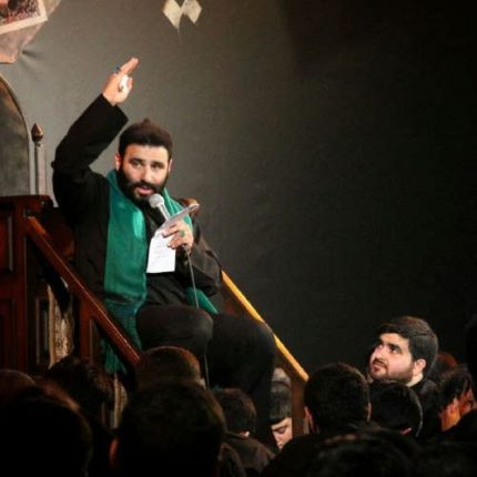 دانلود مداحی سید مهدی میرداماد محرم ۹۶