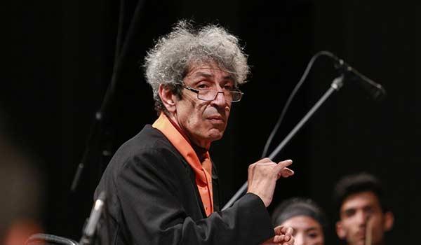 اینتر ارکستر تهران به رهبری نادر مشایخی روی صحنه رفت